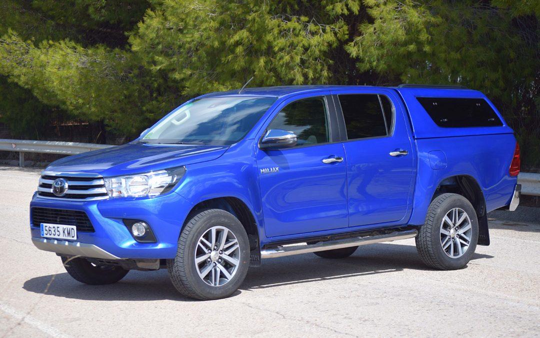 Toyota Hilux: probamos por primera vez una pick up