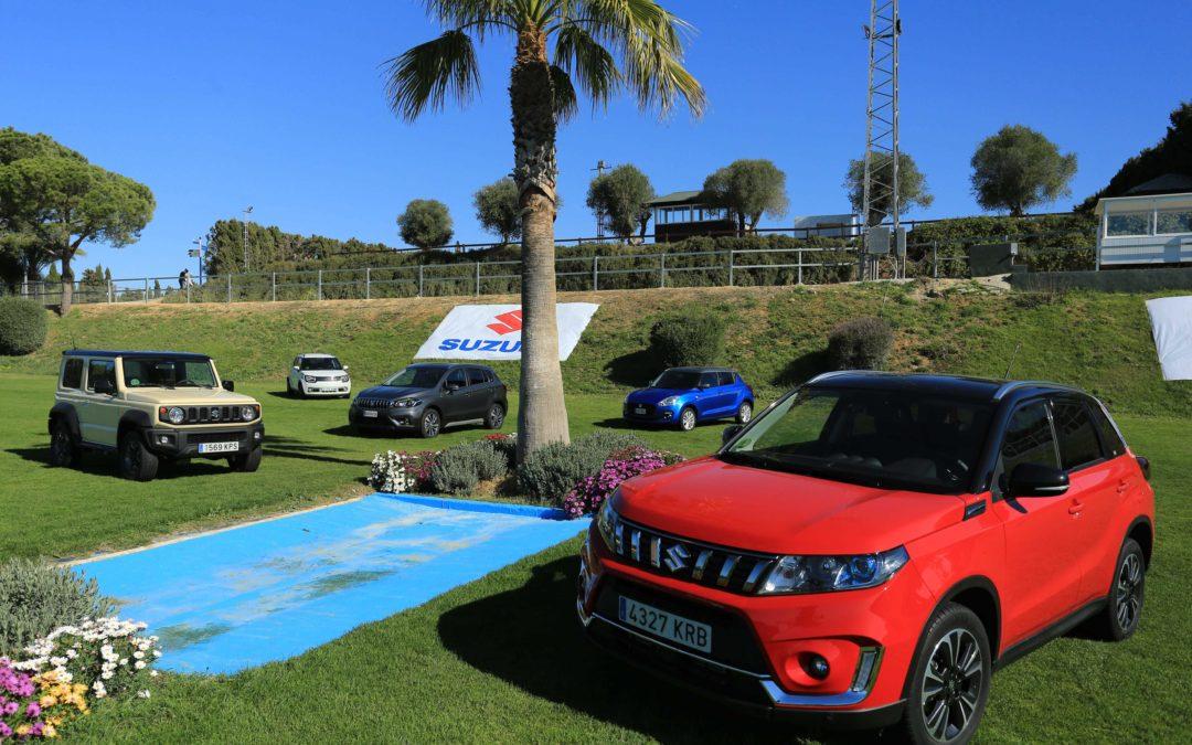 Probamos la tracción ALL GRIP de Suzuki en su gama de vehículos