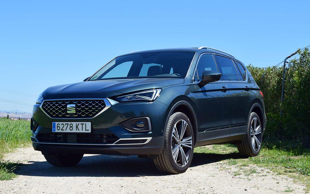 Nuevo SEAT Tarraco: el SUV más grande de la marca española