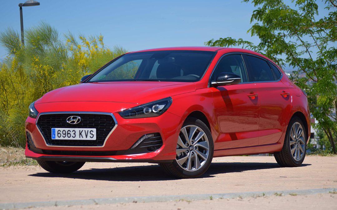 Hyundai i30 Fastback: el diseño coupé está de moda