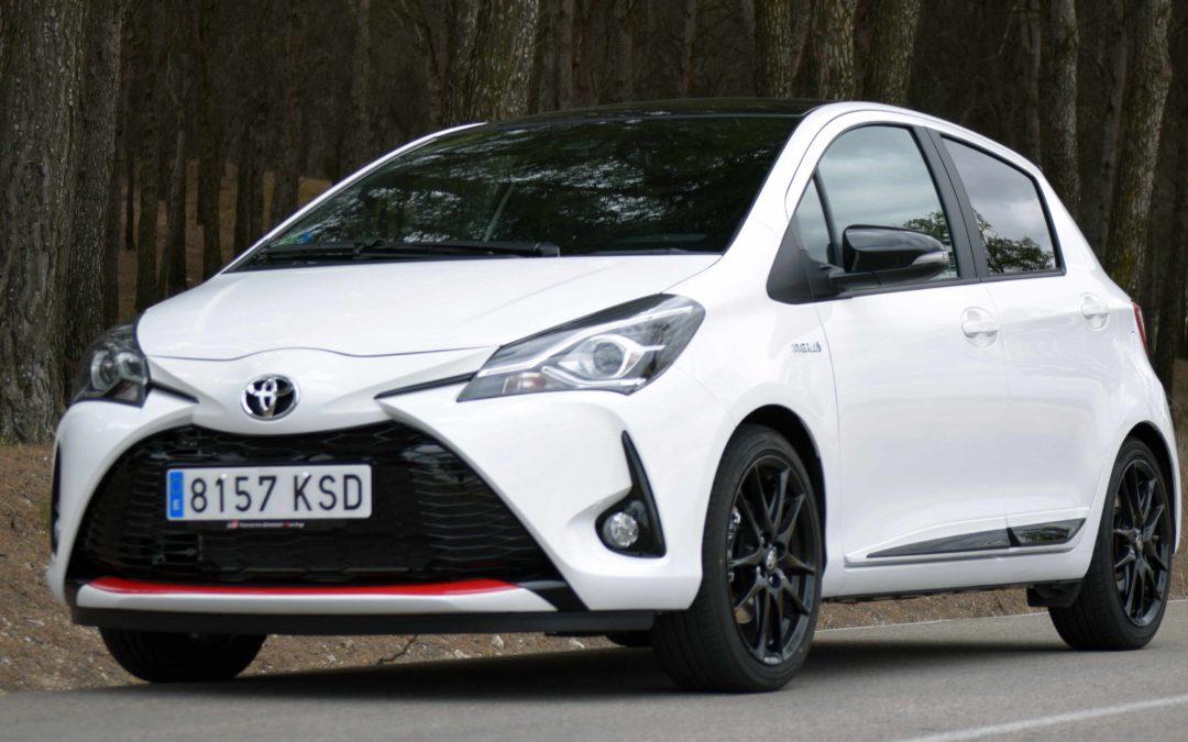 Probamos el Toyota Yaris GR-Sport, la versión deportiva del híbrido por excelencia.