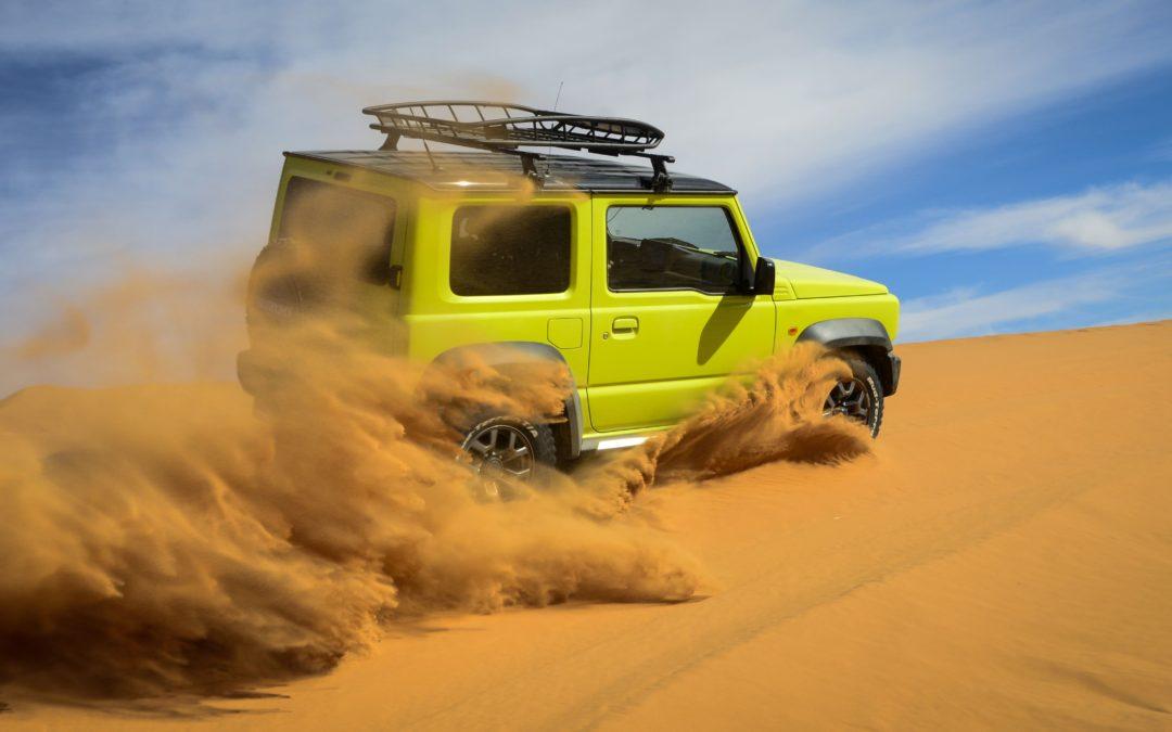 Asistimos a la Jimny Desert Experience, una gran aventura por el sur de Marruecos.