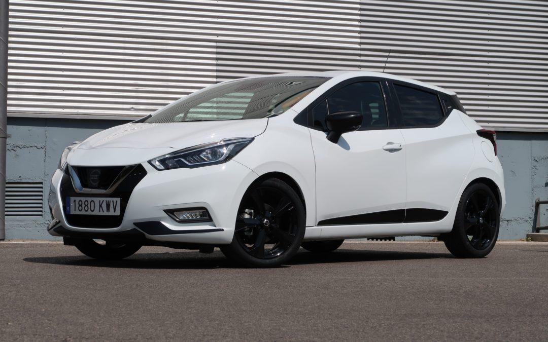 Nissan Micra N-Sport, la versión más picante del Micra.