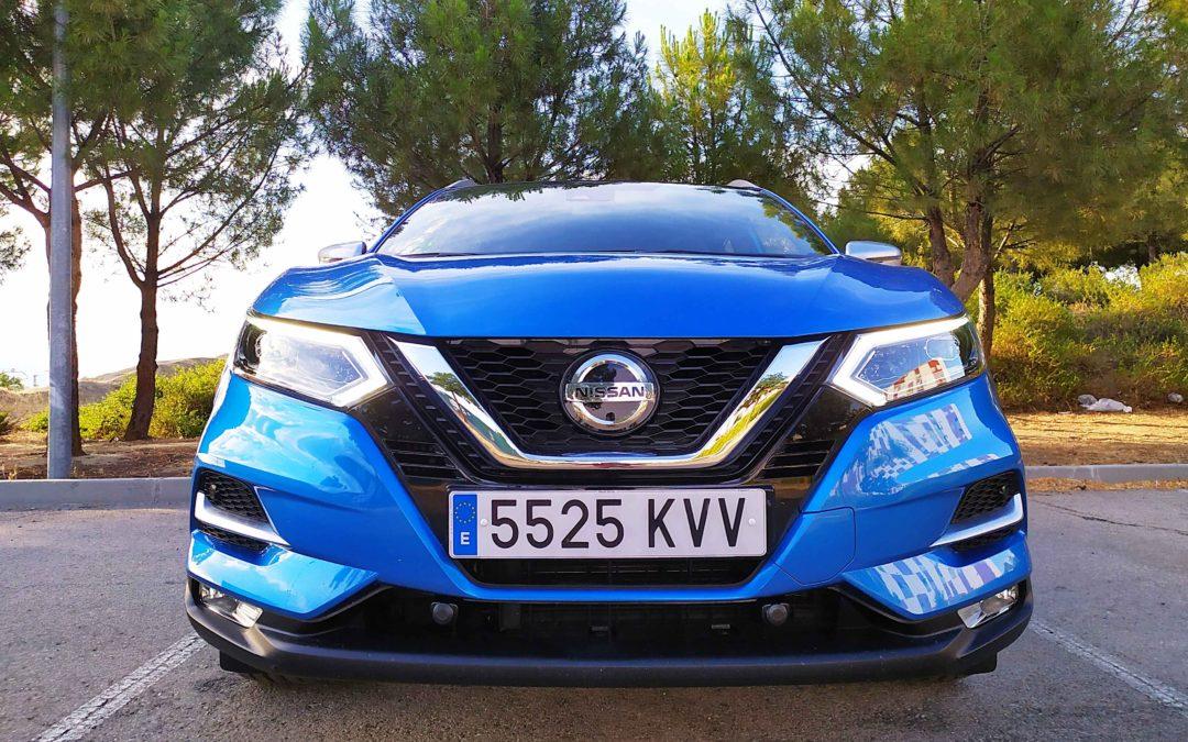 Nueva gama de motores para el Nissan Qashqai: probamos el 1.3 DIG-T