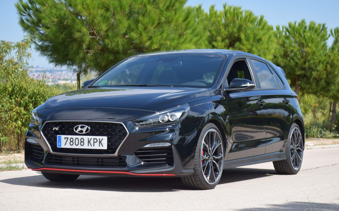 Hyundai i30N Performance: el hatchback más radical del mercado
