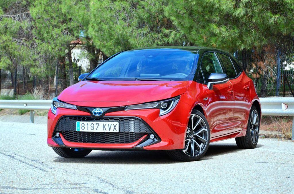 Probamos el Toyota Corolla: el nuevo ejercicio de diseño de la marca nipona