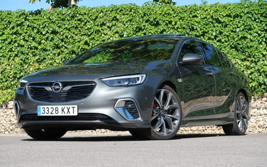 Probamos la versión más radical del Opel Insignia, el Insignia GSI
