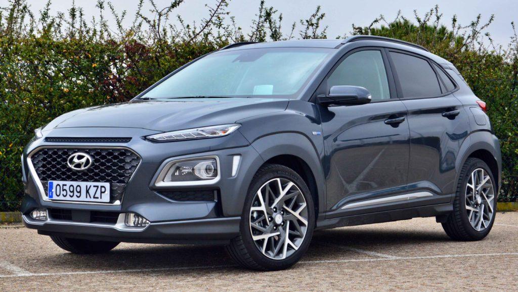 Hyundai Kona Híbrido: el emperador de los consumos