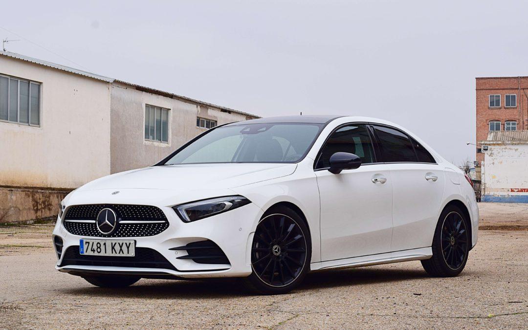 Mercedes Clase A Sedán: calidad y dinamismo en 4 puertas