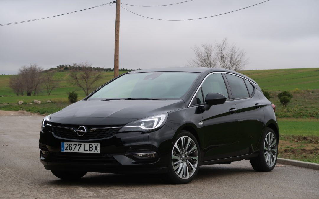Probamos el Opel Astra 2020, un restyling para mantener fresco al modelo estrella de Opel