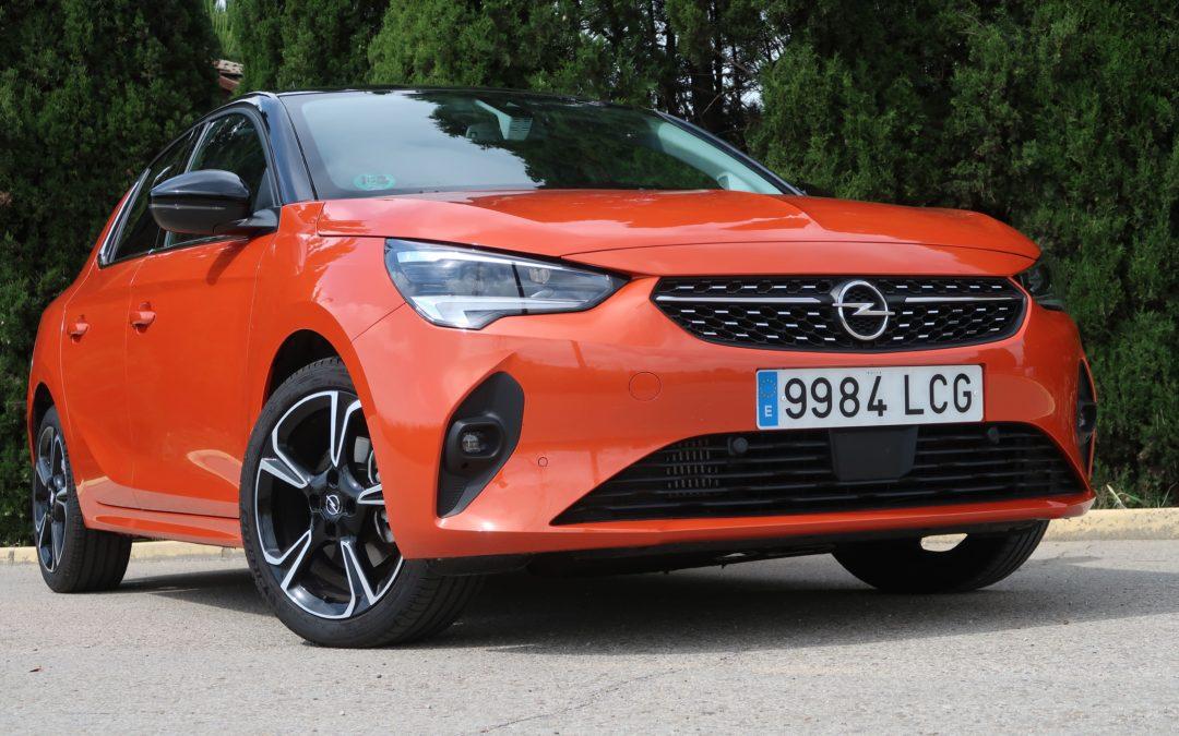 Probamos el Opel Corsa 2020,  un paso más allá en la marca del rayo