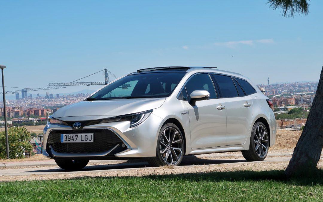 Toyota Corolla Touring Sports: híbrido y familiar ¿válido para viajes?