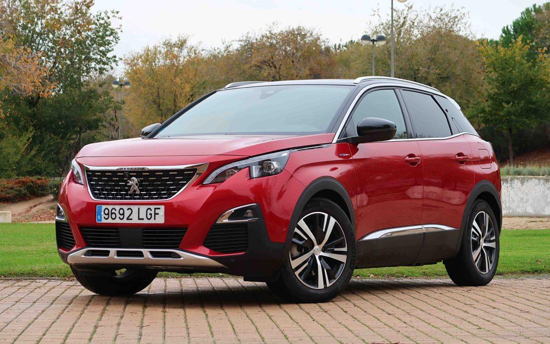 Peugeot 3008 Hybrid4: la versión PHEV más potente de la gama