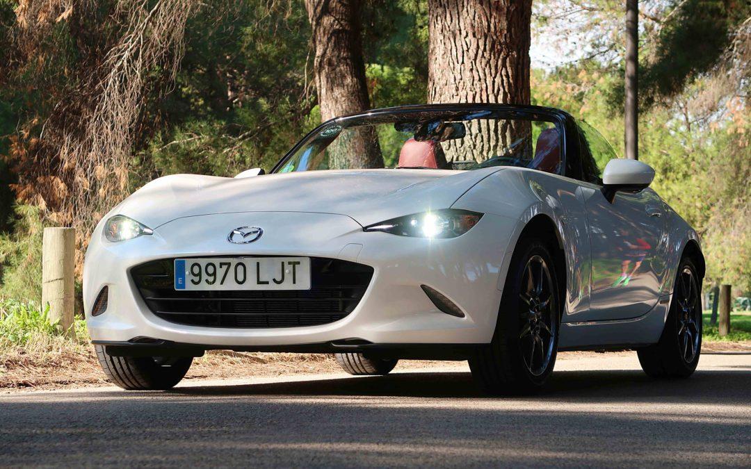 Mazda MX-5 100 Aniversario: descapotable conmemorativo