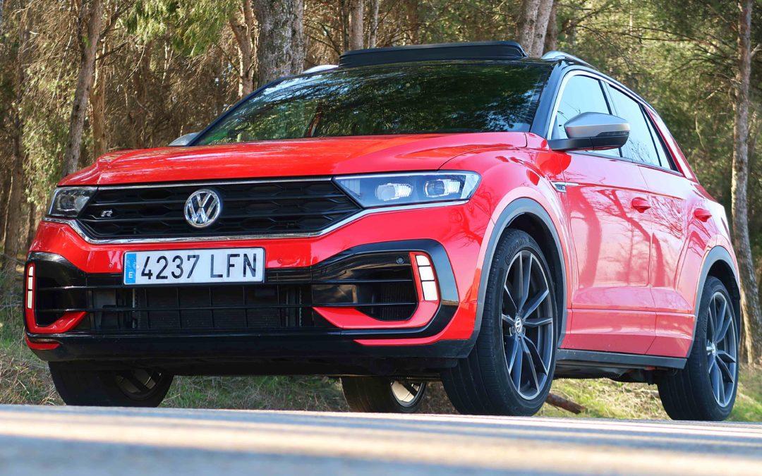 Volkswagen T-Roc R: SUV deportivo ¿Sí o no?