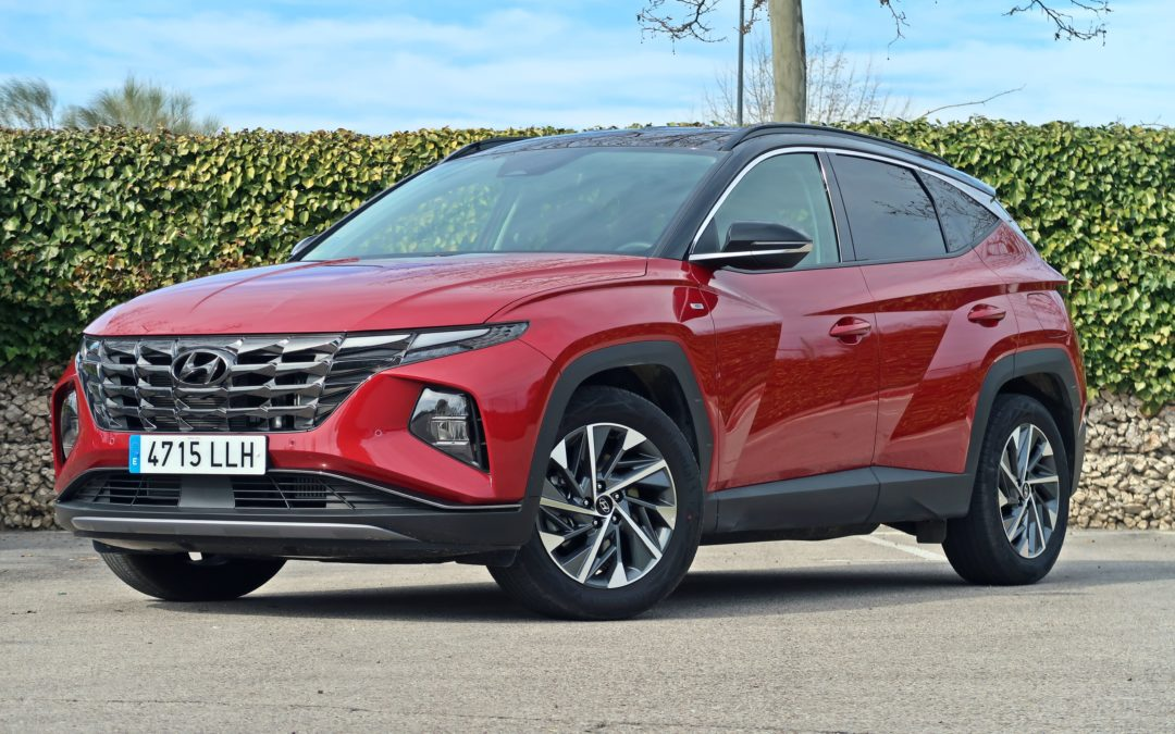 Probamos el nuevo Hyundai Tucson 2021. ¿Será el Suv de moda este año?