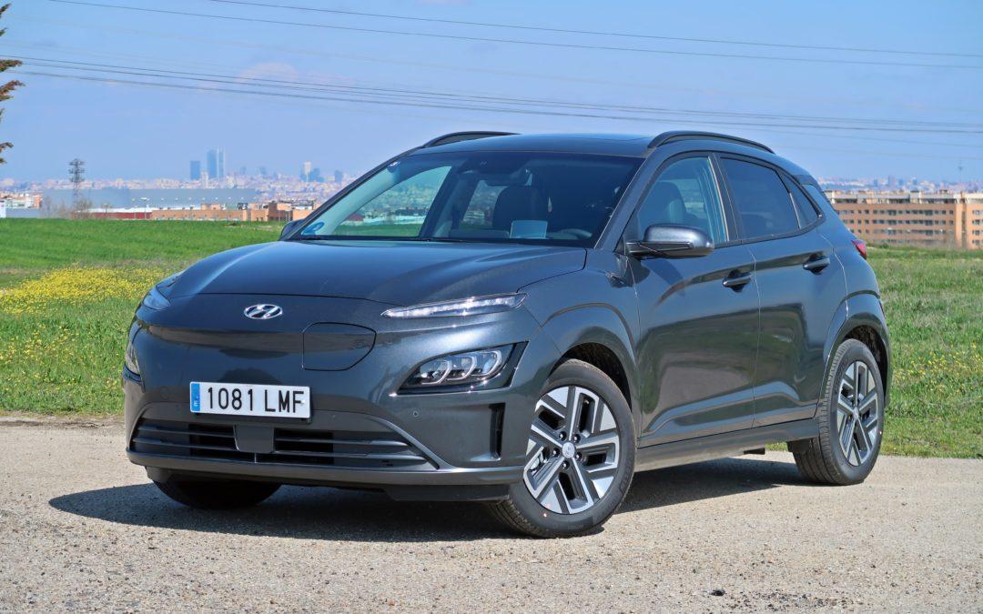 Probamos uno de los mejores coches eléctricos del mercado, el Hyundai Kona electric