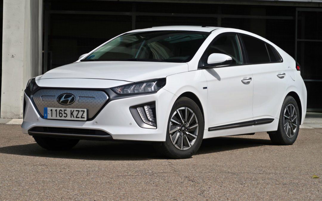 Hyundai Ioniq Electric: Probamos la versión más ecológica del Ioniq.