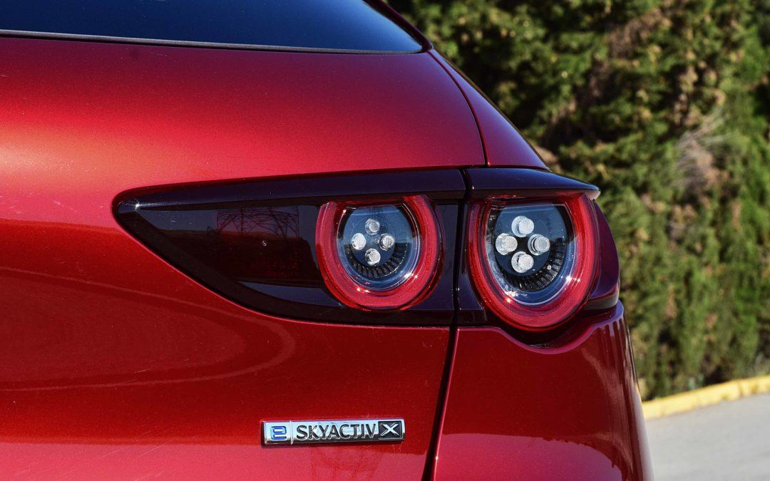 Mazda e-Skyactiv X: probamos la actualización del motor nipón