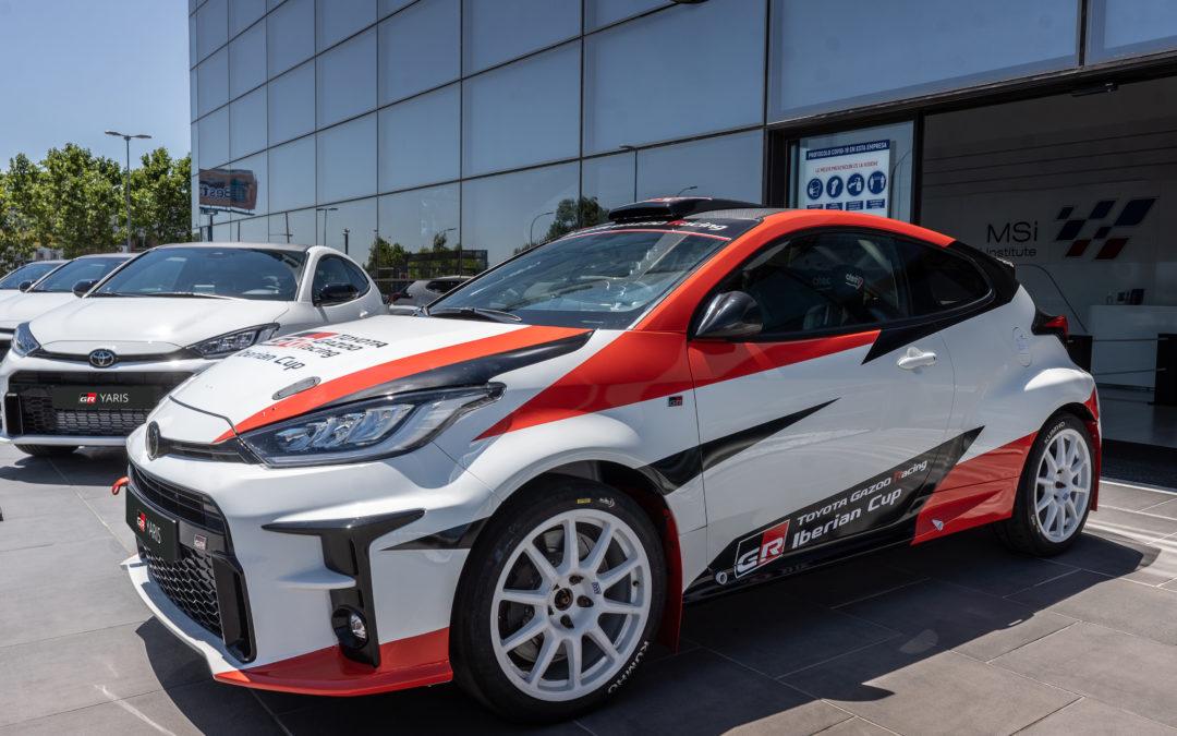 Toyota Gazoo Racing Iberian Cup: la copa ibérica del GR Yaris