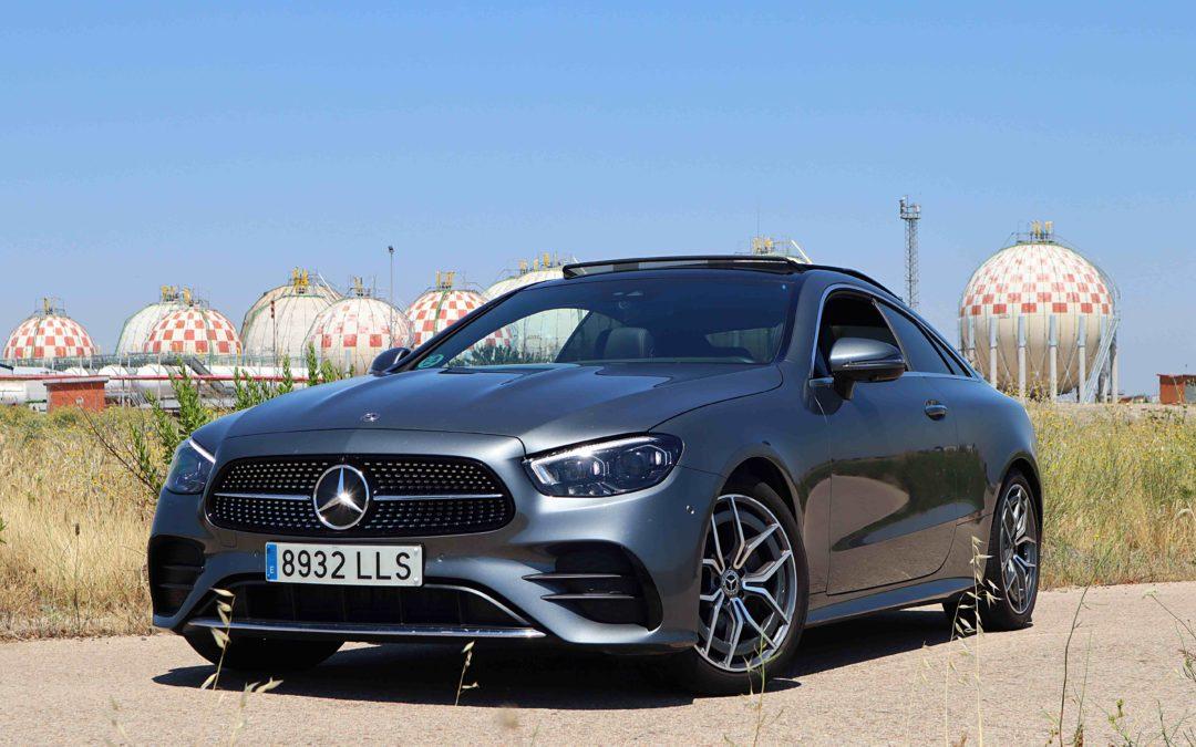 Mercedes Clase E Coupé 220d: devorando kilómetros con estilo