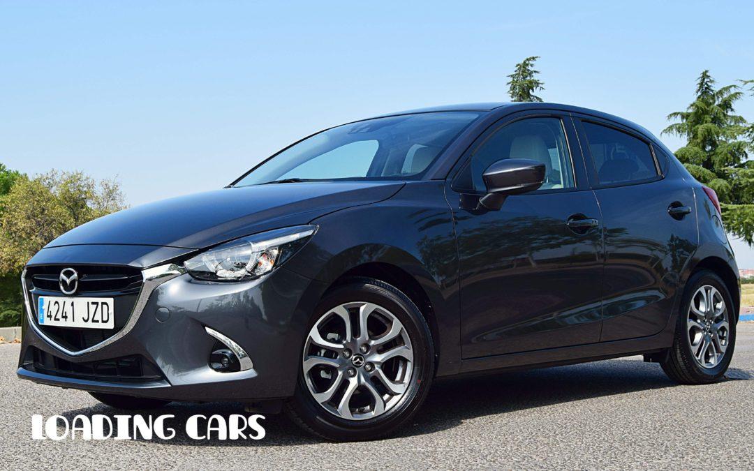 Mazda 2: el urbanita exclusivo